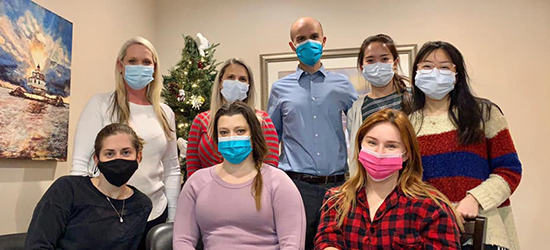 The Bay Hills Family Dentistry team