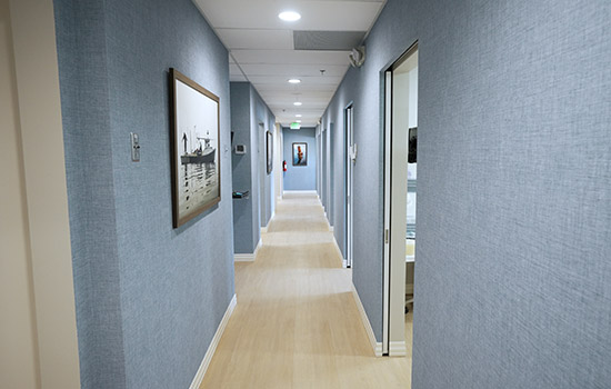 Inside the Office at Bay Hills Family Dentistry in Arnold, Maryland